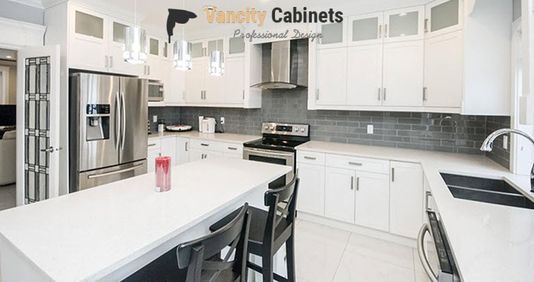 Custom Kitchen Cabinets Surrey